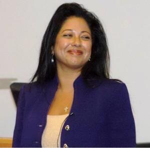 Marie Diaz - Smiling