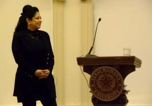 Marie Diaz - Speaking 1